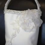 Bridal custom handbag