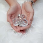 Bridal crystal accessories