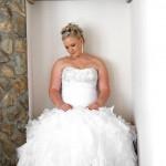 Bridal Unique Wedding Dress